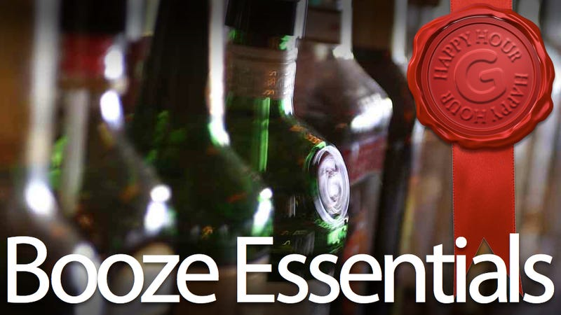The Five Most Mathematically Essential Bottles of Booze