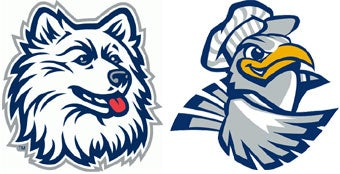 NCAA First Round: (1) Connecticut vs. (16) Chattanooga