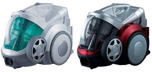 LG Compressor Vacuum Really, Really, Really Sucks