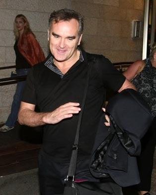 Morrissey In Israel