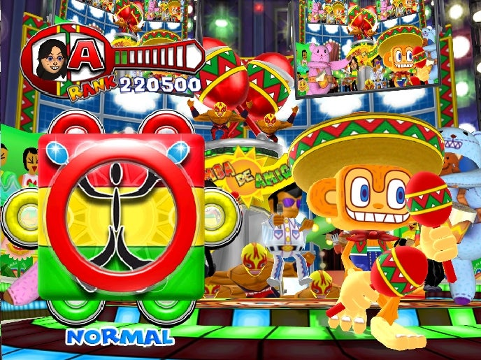 Sega Looking into Maraca Sleeves for Samba De Amigo Wii