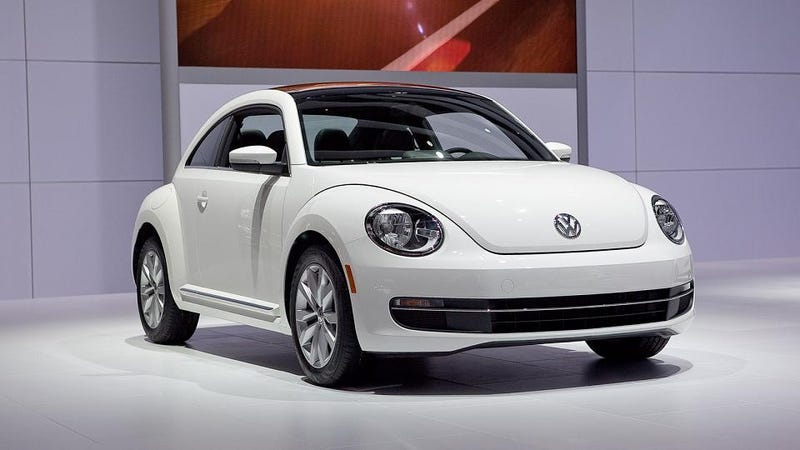 2013 Volkswagen Beetle TDI: Smell The Oily Masculinity