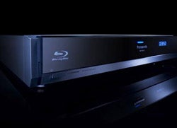 Panasonic's Second Generation Blu-ray Player is Slightly More Affordable