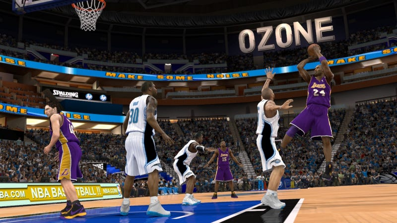 "Achievement List Hints at New Features, Including ""Online Association,"" in NBA 2K12"