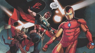 New Avengers Team Teases Big Changes in the Marvel Universe's Future