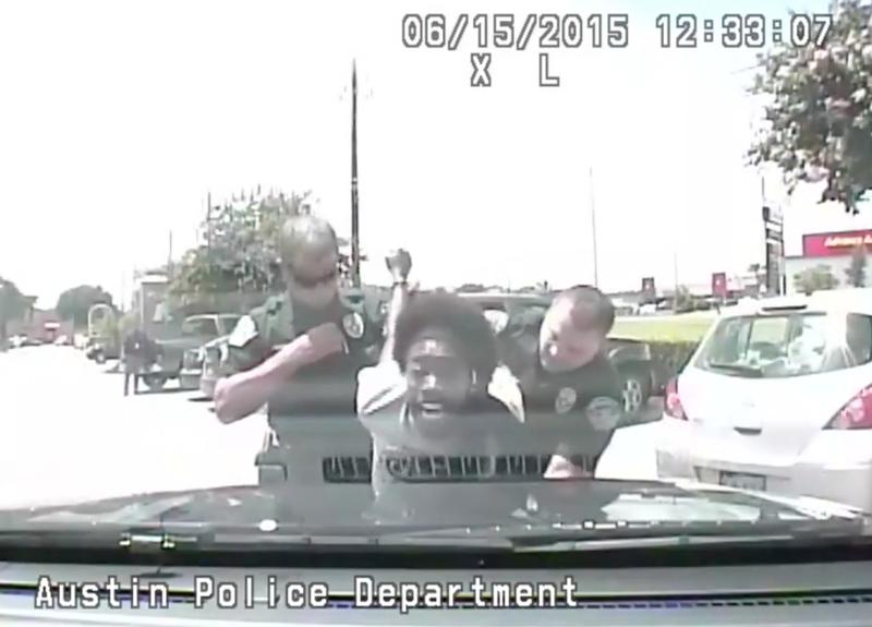 "Black Elementary School Teacher Body-Slammed By Cop and Lectured on ""Violent Tendencies"" of Black People"