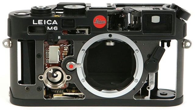 A Skinned Leica M6 Still Looks Hot to Me