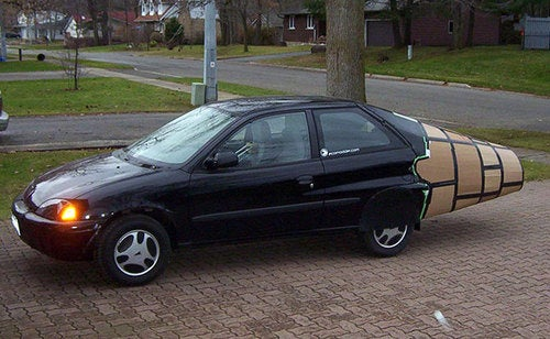 Attention, Greenies: Your Geo Metro Needs A Boattail