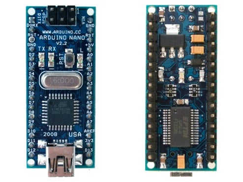 New Arduino Nano: DIY Electronics in Gum-Sized Board