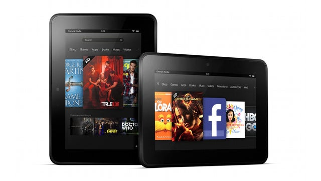 Amazon Decides To Let Users Opt-Out of Ads on the New Kindle Fires After All