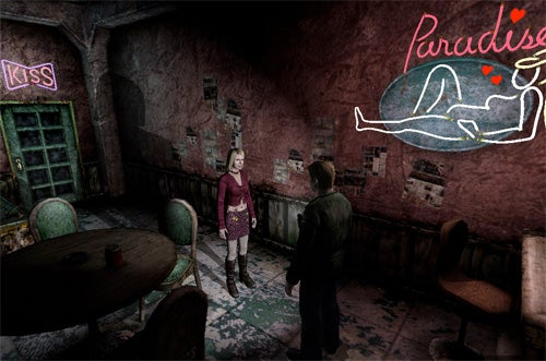 Is The New Silent Hill A First Person Shooter?