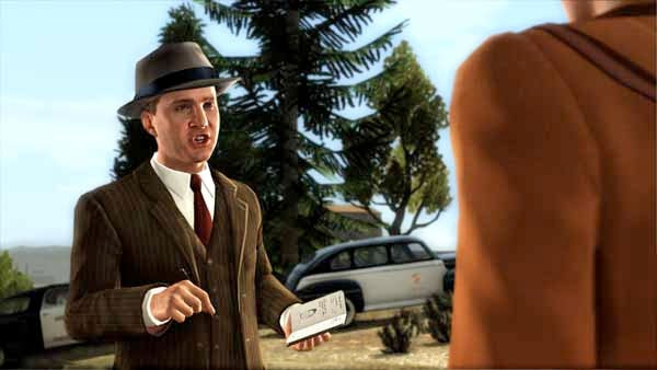The Story Behind LA Noire's Creepy-Real Faces