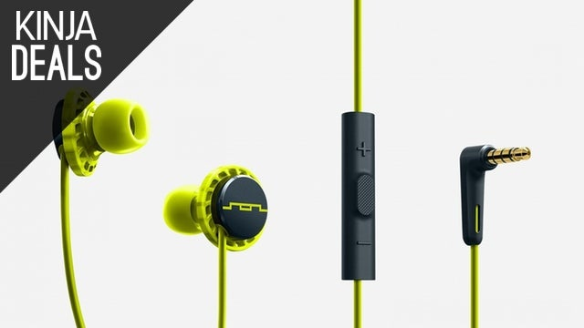Snag These Highly-Rated Exercise Earbuds for $20 Off Today