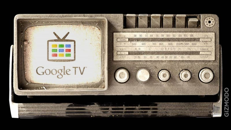 Logitech Abandons That Failed Clusterf*ck Known as Google TV