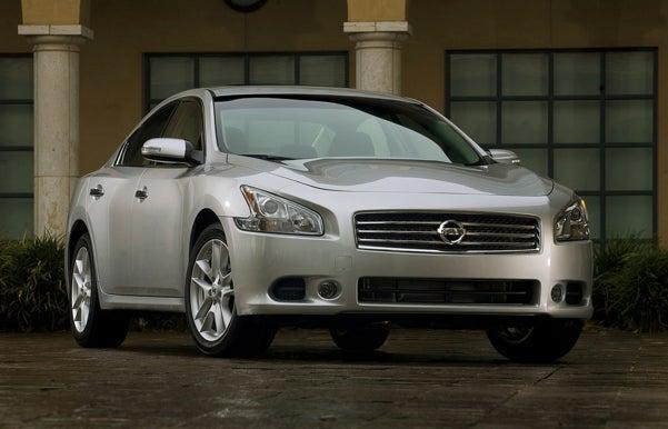 2009 Nissan Maxima, Revealed!