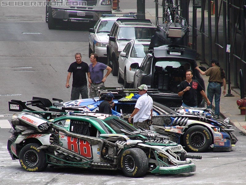 NASCAR Transformers: How Michael Bay Will Ruin Another Movie