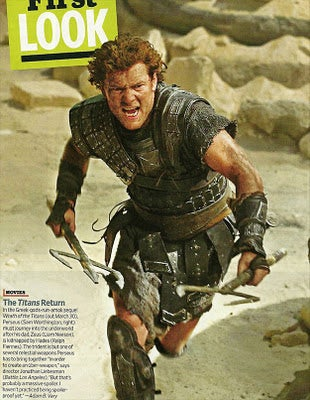 Wrath of the Titans Pictures
