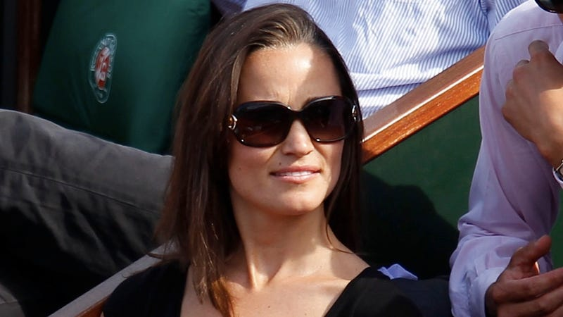 Thug Life Princess Pippa Middleton Awaits a Royal Scolding