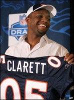 It's 3 1/2 In The Pokey For Clarett