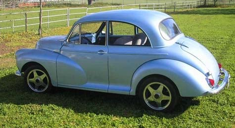 Get a Rotary Morris Minor, You Wankel!
