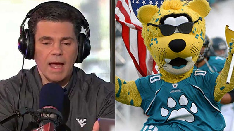 Now Mike Florio Is Getting In Twitter Fights With NFL Mascots