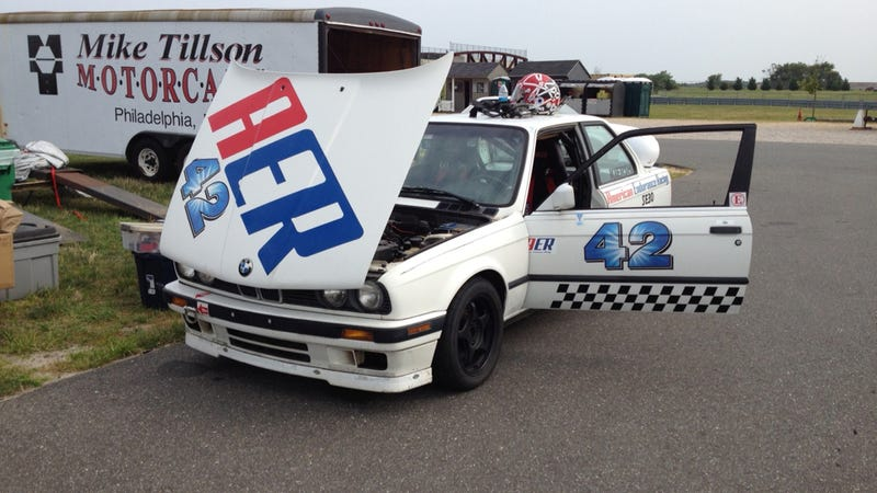 If You Don't Buy An E30 For Low Buck Racing, You Are A Moron
