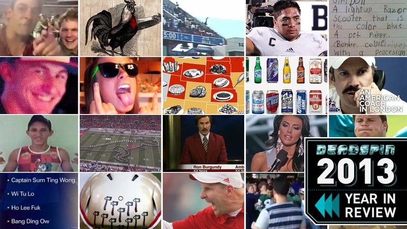 Deadspin 2013: Our 101 Most Popular Posts