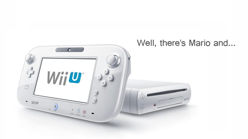 Awkward: Nintendo Video Family Forgets Wii U Games