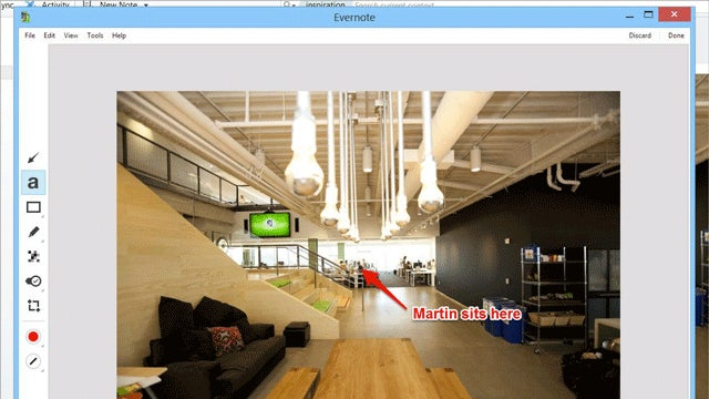 Evernote Adds Skitch Annotation and Faster Sync to Windows