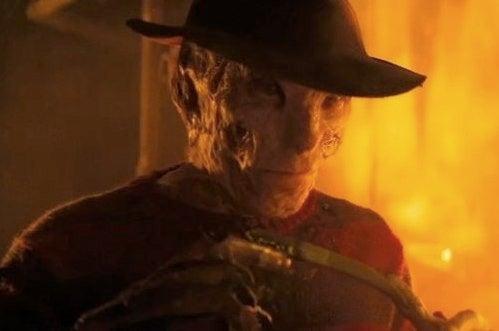 New Pedophile Freddy Isn't Scary, Just Disturbing