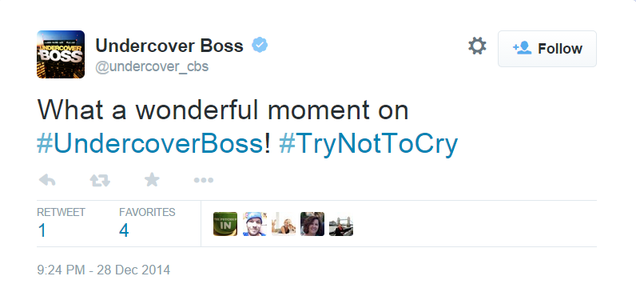 Undercover Boss CEO Offers Implants, Fires Girl For Not Wearing Bikini