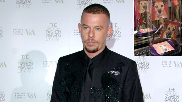 Alexander McQueen Left $82,000 to His Dogs