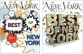'New York' Celebrates New York With 23 Unused Covers
