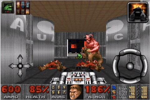 The iPhone Now Officially Runs Doom
