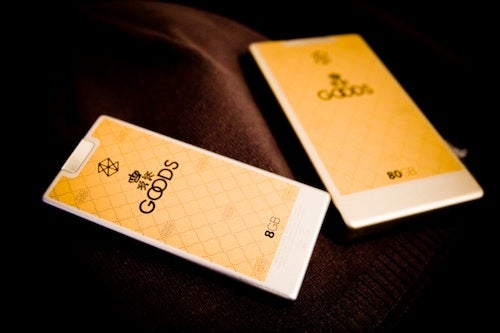 Limited Edition Zune 2 in Gold