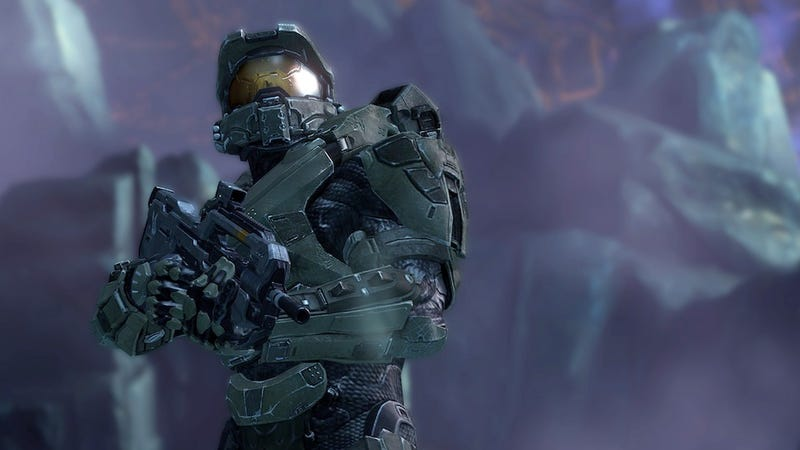 Your First Look at Halo 4