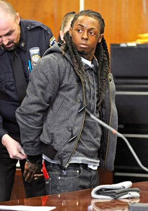 Lil' Wayne Gets Solitary Confinement for Having Headphones in Jail