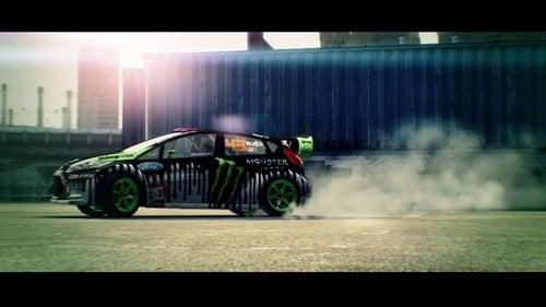 Dirt 3 Rally and Gymkhana Screens