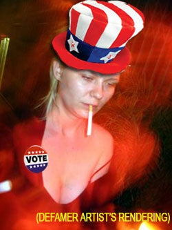 Poll-Watching Kirsten Dunst Makes Critical Election Day Pilgrimage to the North