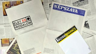 """The """"Autocratic Crackdown"""" Threatening Hungary's Freedom of Press"""