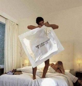 Plus-Sized Condoms Causing Slippage Epidemic?