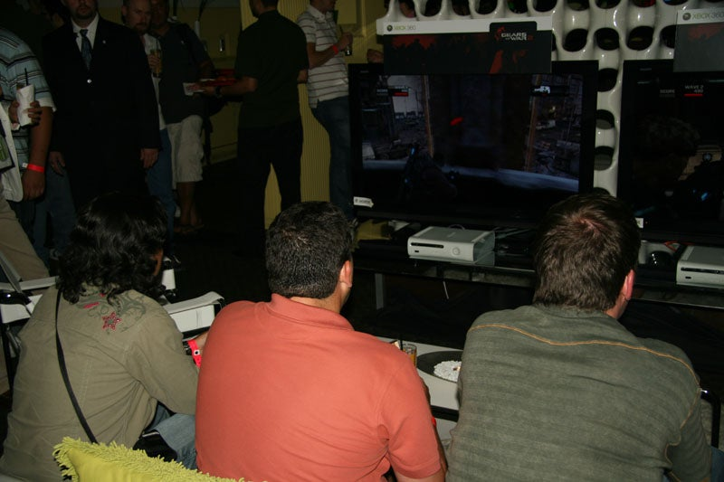 Playing Gears Co-Op With Mark Rein