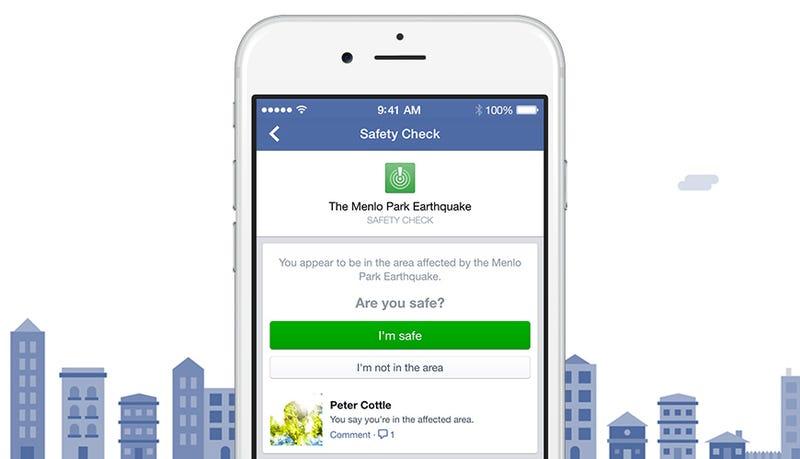 4,1 millones de parisinos usaron Facebook Safety Check. Así funcionará a partir de ahora