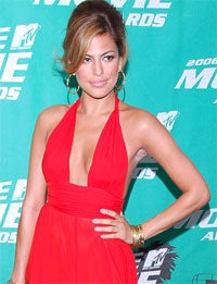 Eva Mendes Doesn't Have To Hate Herself 'Cause She Knows She's Hot