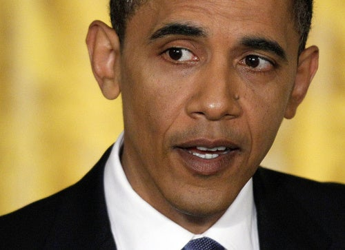 Obama on Oil Spill: 'I Am Angry and Frustrated'