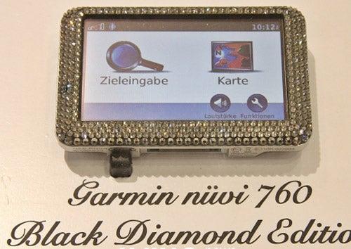 Garmin Has Style Lapse: Releases Faux-Diamond Enhanced Nuvi GPSs
