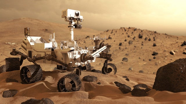 Would finding life on Mars create a power struggle on Earth?