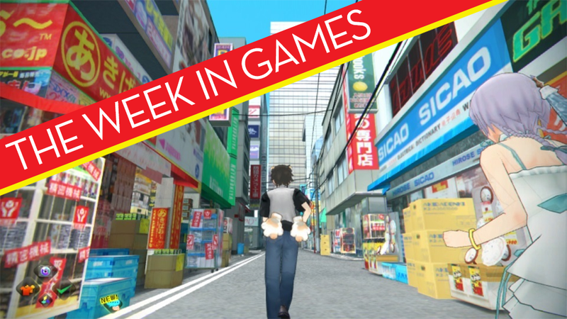 The Week In Games: Trippin' Out