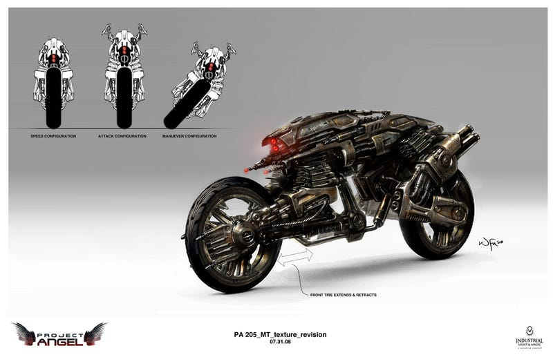 Terminator Concept Art Shows The Wreckage Our Rebellious Robots Leave Behind