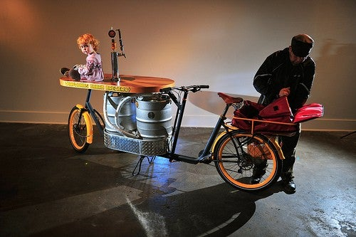 All Hail the Beer Bike
